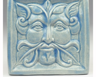 Sage Greenman Tile #M2