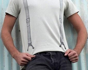 Unisex Tshirts- screenprint - tee - mens - unisex - carousel ink - indie art