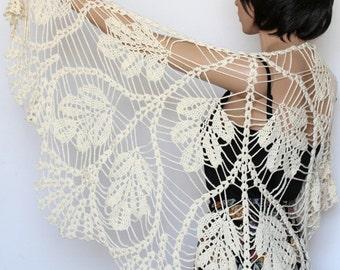 Crochet shawl pattern Wedding shawl Wrap shawls Crochet PATTERN PDF Crochet shawl wrap,
