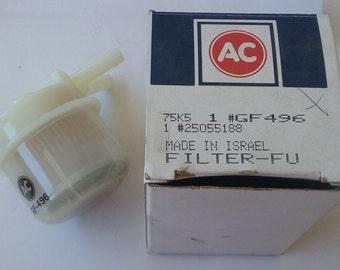 AC filter AC gf496 new nos nor original old stock auto part
