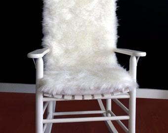 Rocking Chair Cushion Black Floral By Rockincushions On Etsy