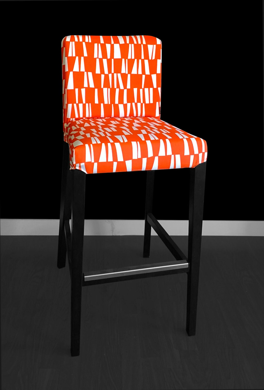 Funky Orange HENRIKSDAL Bar Stool Chair Cover : ilfullxfull9447043127chu from www.etsy.com size 1015 x 1500 jpeg 158kB