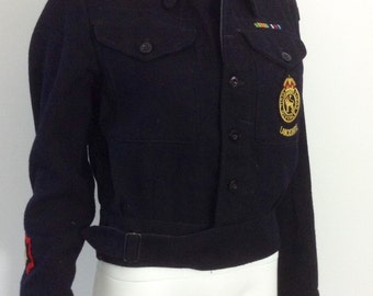 Rare 1940's Civil Defence Corps Jacket 1940's