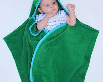 Baby Sleeping Bag, Swaddlesack, Sleepingsack, Dragon, Chick or Reindeer , Newborn Christmas, Baby shower, Easter, Cristening Gift, Baby Wrap