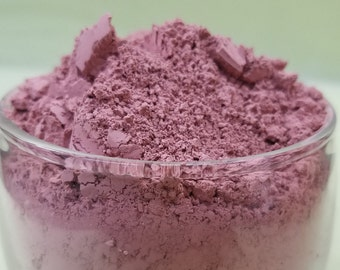 Rose Kaolin Clay - Pink Clay - Face Mask - Kaolin Clay - Natural Colorant - Soapmaking supply