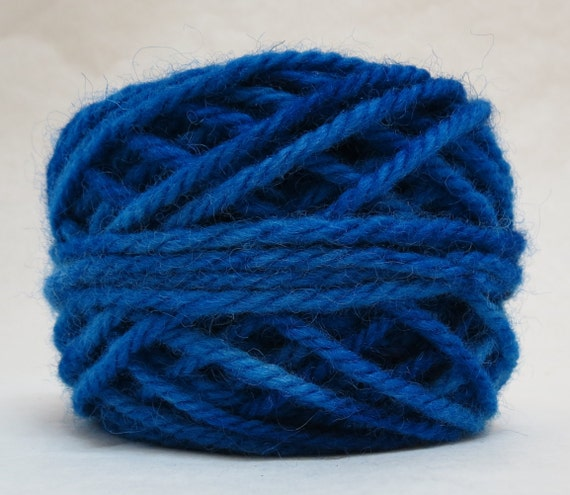 STARS, 100% Wool, 2 oz. 43 yards, 4-Ply, Bulky weight or 3-ply Worsted weight yarn, already wound into cakes, ready to use. Made to order