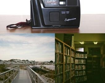 Instagram ready Lavec TC-305 35MM Film Camera