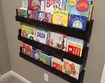 Children's Bookshelf- Narrow