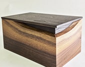 Modern Rustic keepsake box