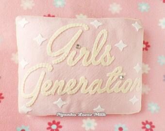 Girls' Generation Lion Heart Pillow