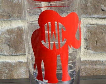 Personalized Tervis Tumbler 20 oz with Lid