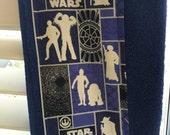Star Wars Navy Blue Hooded Bath Towel hooded bath towel