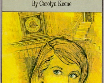 The Secret of the Old Clock and The Mystery of the Hidden Staircase (Nancy Drew Mystery Stories) by Carolyn Keene