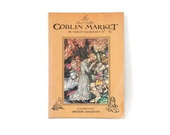 an overview of the goblin market by christina rossetti While goblin market can be read as a children's fairytale -and rossetti insisted in public that's what it was – there's also far darker interpretations, and privately in a letter to her publisher, christina said it shouldn't be marketed to children – an interesting conflict to bear in mind.