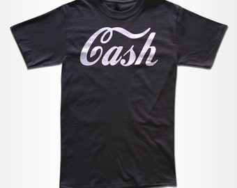 CASH T Shirt  - Graphic Tees For Men, Women & Children