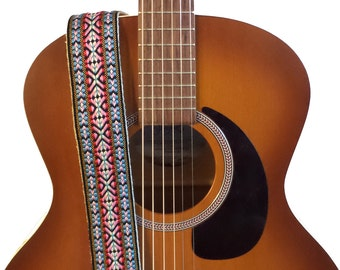 vintage inspired guitar camera straps by feedbackstraps on etsy. Black Bedroom Furniture Sets. Home Design Ideas