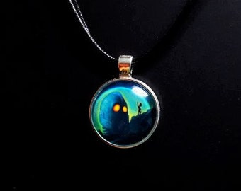 The Iron Giant necklace