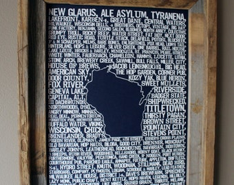 "Shop ""wisconsin"" in Art & Collectibles"