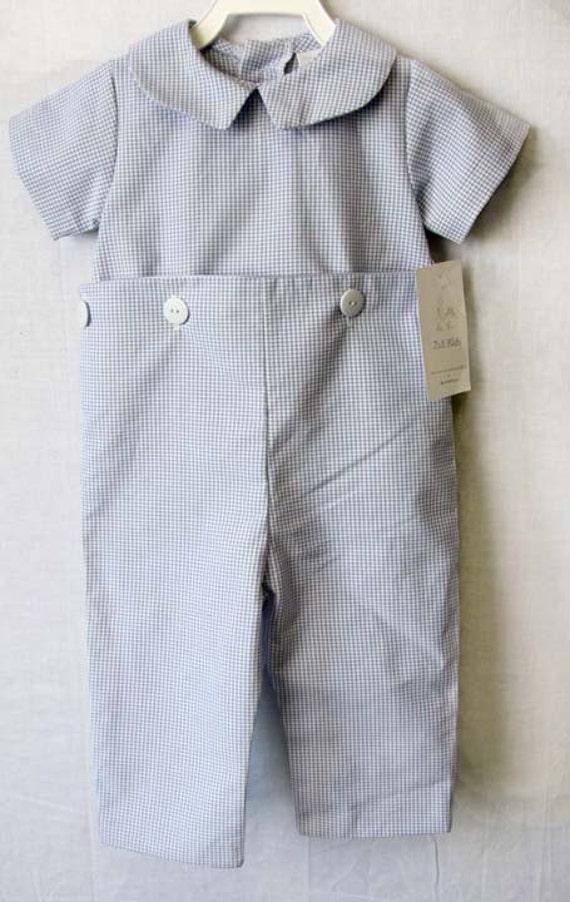 Baby Boy Romper Baby Jon Jon Baby Boy Clothes By Zulikids