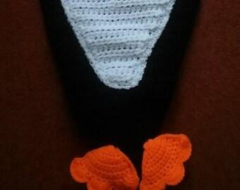 Penguin tail blanket/afghan/novelty/cocoon/sleeping bag