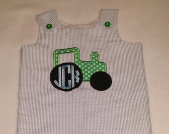 Boys Tractor Shortalls or Longalls - Buy 3 or more get 10% off...