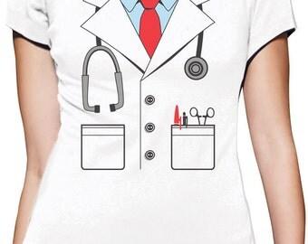 Doctor Halloween Costume - Women's Short Sleeve T-Shirt