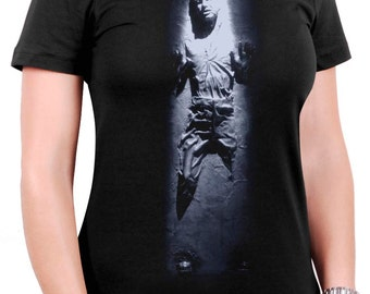 Han Solo Carbonite Women's T-Shirt