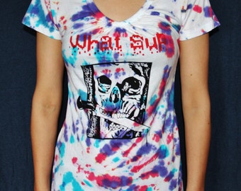 What Sup (Small) Tie Dye!