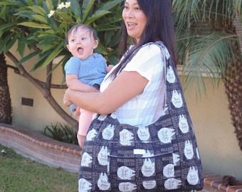 Millenium Falcon Diaper bag