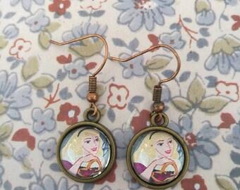Briar Rose Earrings