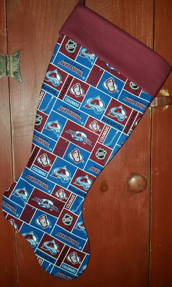 Avalanche Christmas Stocking