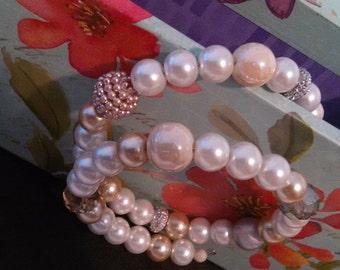 Vanille Wrap Bracelet