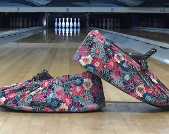 Custom Bowling Shoe Covers