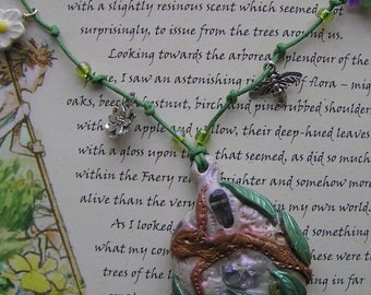 fAERIE PENDANTS/GIFTS