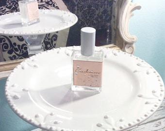 Cashmere Hair Perfume - Cashmere Shea, Grapefruit, Floral, Musk & Periwinkle - Hair Mist, Argan Hair Milk or Argan Hair Gloss