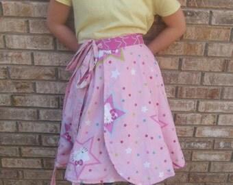 Hello Kitty Novelty Wrap Skirt