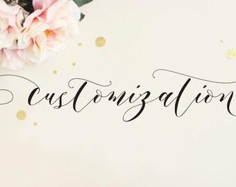 Custom Design - Digital File PDF
