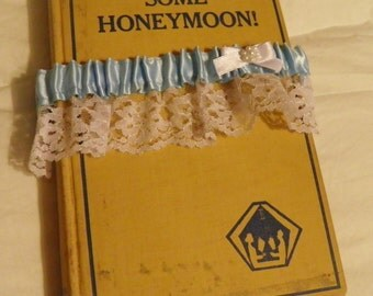 1918 Vintage Book: Some Honeymoon! By Charles Everett Hall