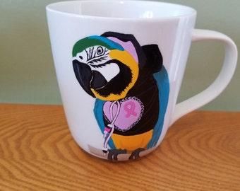 Custom Bird Mug