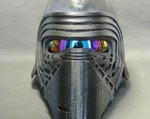 Kylo Ren helmet, MARK 1 printing 3D, star wars