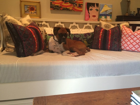Full sized Daybed or Futon fitted mattress cover full size