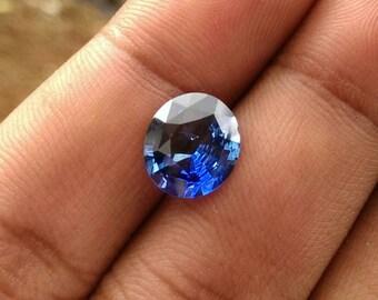 3.48CT Blue Sapphire Natural, Loose Gemstones, Loose sapphire, Ceylon sapphire SOLD!!!