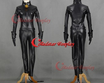 Chat Noir Cosplay Costume from Miraculous Ladybug Cosplay Costume Outfit Custom Made