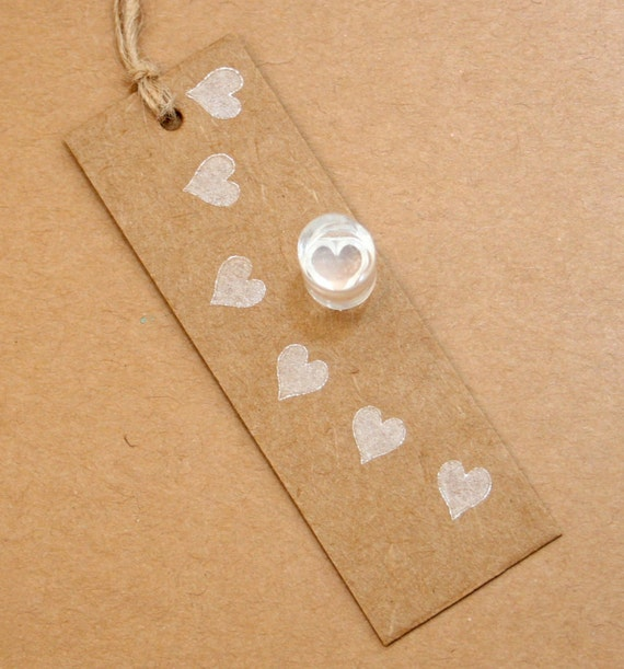 Tiny Heart Stamp - Heart Stamp - Heart - Love - Wedding Stamp - Christening Stamp - Stamping - Clear Stamp - Rubber Stamp