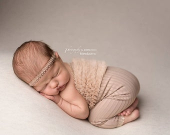 Snow Princess Romper Newborn Romper Prop by LovelyBabyPhotoProps
