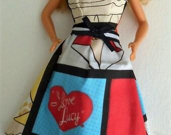 Barbie summer dress