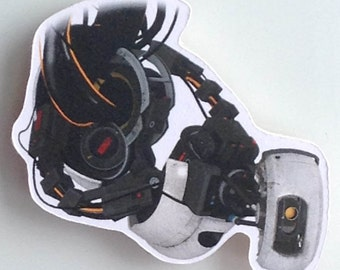 Set of five Portal magnets