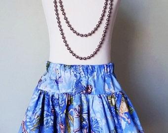 Girls twirl skirt, fairy party, birthday girl, kids clothing, magical, boutique, uk seller
