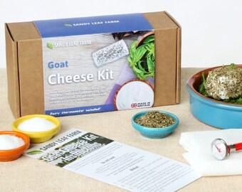 Premium Goat Cheese Kit