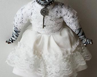 "OOAK Doll ""Tabia"""